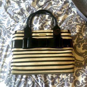 Kate Spade Striped Quinn Bag
